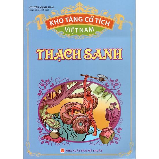 Kho Tàng Cổ Tích Việt Nam – Thạch Sanh