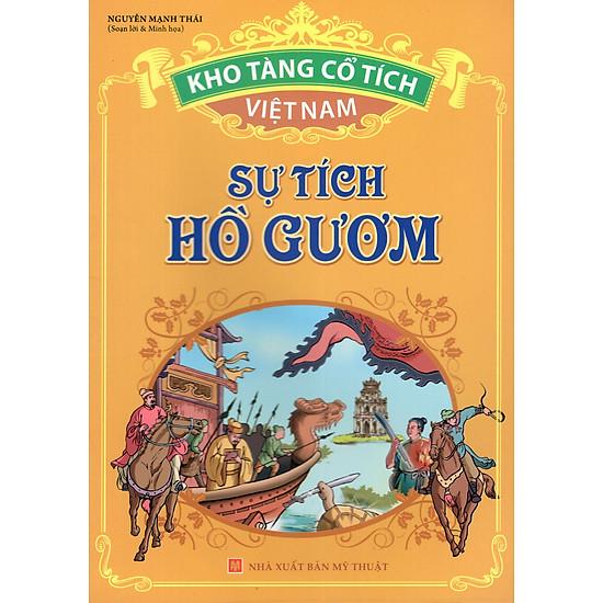 Kho Tàng Cổ Tích Việt Nam – Sự Tích Hồ Gươm