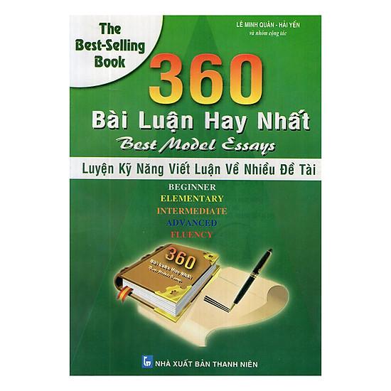 360 Bài Luận Anh - Việt