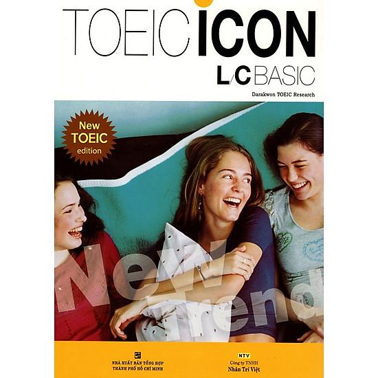 TOEIC Icon - L/C Basic (Kèm CD)