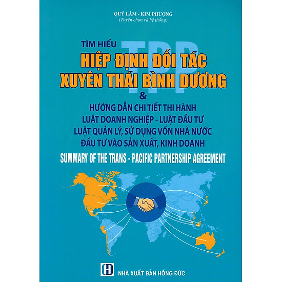 Tìm Hiểu Hiệp Định Đối Tác Xuyên Thái Bình Dương TPP