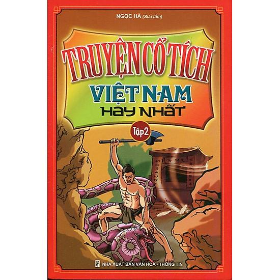 [Download Sách] Truyện Cổ Tích Việt Nam Hay Nhất Tập 2