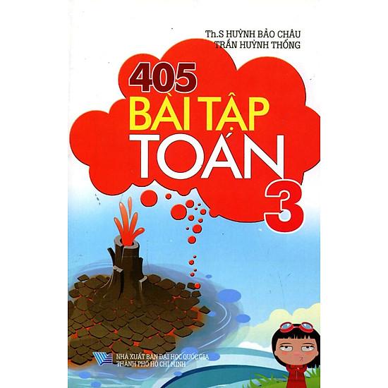 405 Bài Tập Toán Lớp 3