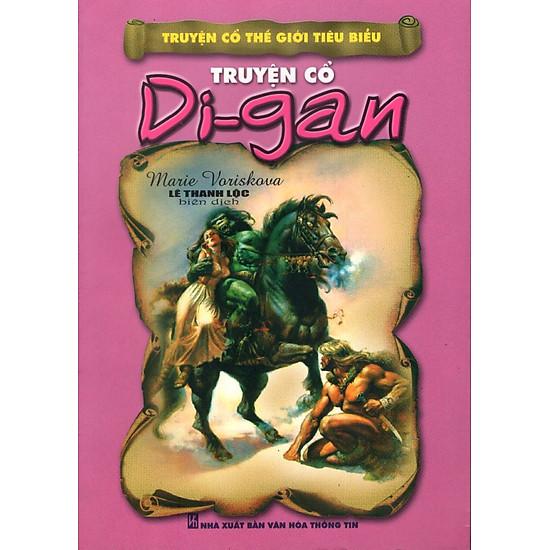 Download sách Truyện Cổ Thế Giới Tiêu Biểu - Truyện Cổ Di-gan