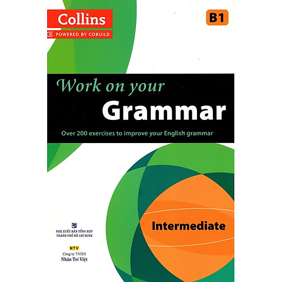 Collins Work On Your Grammar – Intermediate (B1)