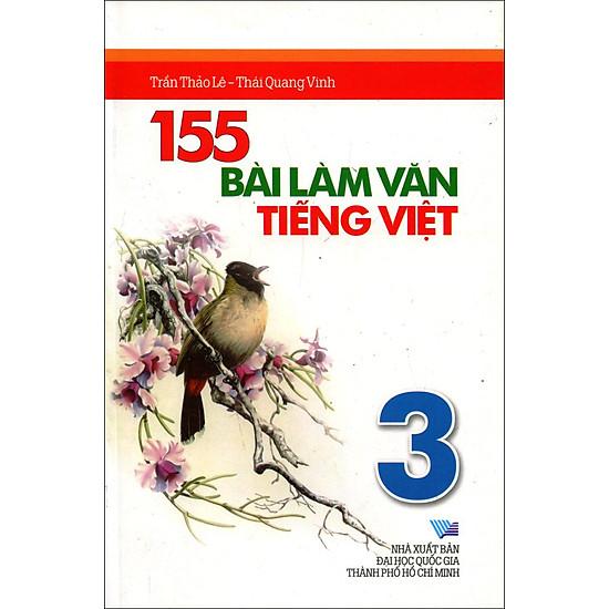 155 Bài Làm Văn Tiếng Việt Lớp 3