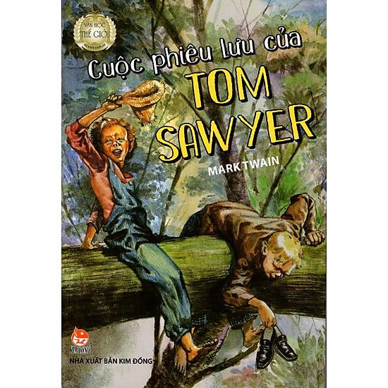 [Download sách] Cuộc Phiêu Lưu Của Tom Sawyer
