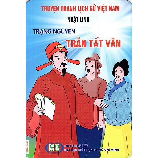 Truyện Tranh Lịch Sử Việt Nam - Trạng Nguyên Trần Tất Văn
