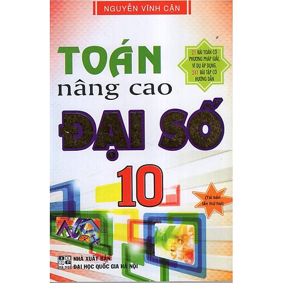 Download sách Toán Nâng Cao Đại Số 10