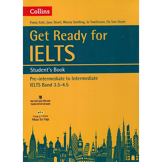 Collins Get Ready For Ielts Student′s Book (Kèm 1 Đĩa MP3)