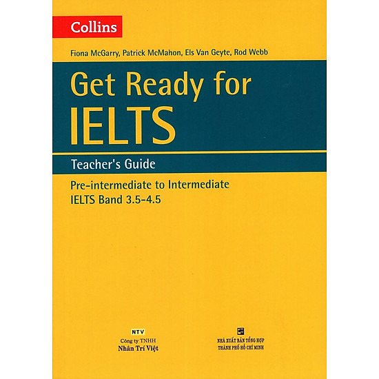 Collins Get Ready For Ielts Teacher′s Guide