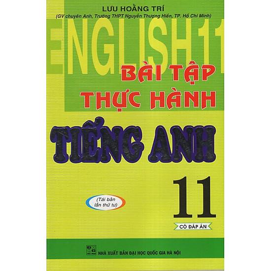 Bài Tập Thực Hành Tiếng Anh 11