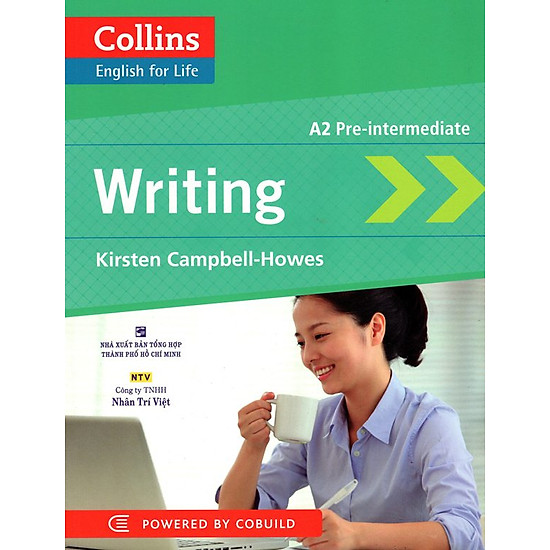 Download sách Collins English For Life - Writing A2 Pre-intermediate