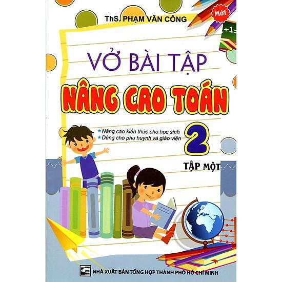 Download sách Vở Bài Tập Nâng Cao Toán Lớp 2 (Tập 1)