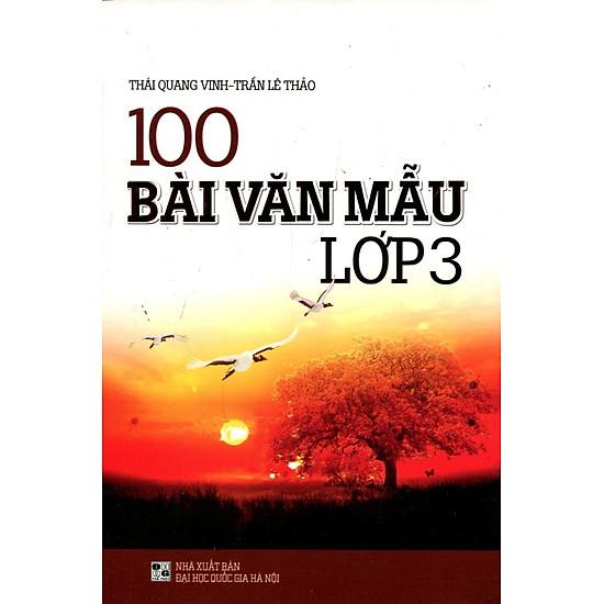 100 Bài Văn Mẫu Lớp 3