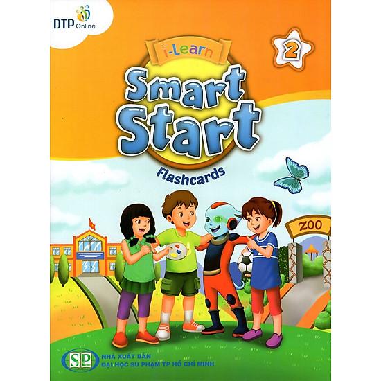 i-Learn Smart Start 2 Flashcards (Phiên Bản Dành Cho TP.HCM)