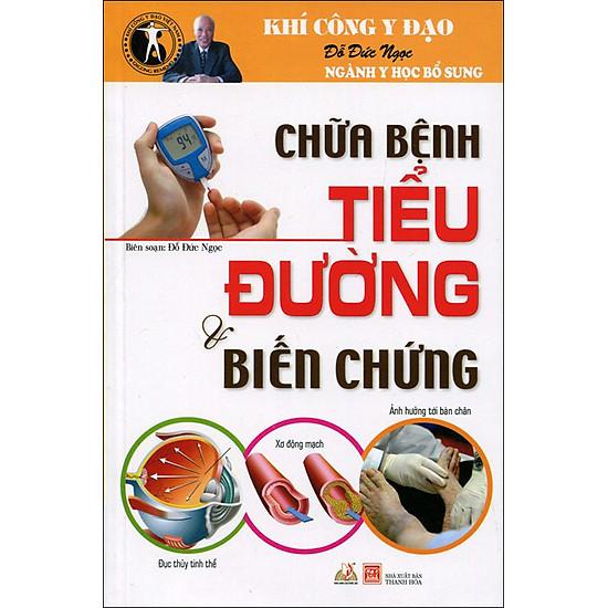 Khí Công Y Đạo – Chữa Bệnh Tiểu Đường (Tái Bản 2015)