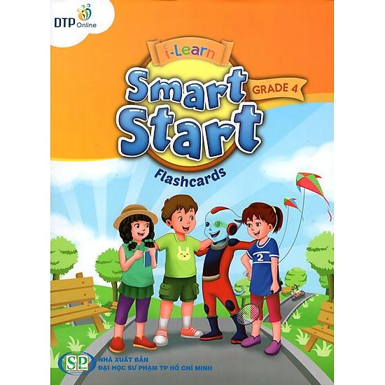i-Learn Smart Start Grade 4 Flashcards (Phiên Bản Dành Cho Các Tỉnh)
