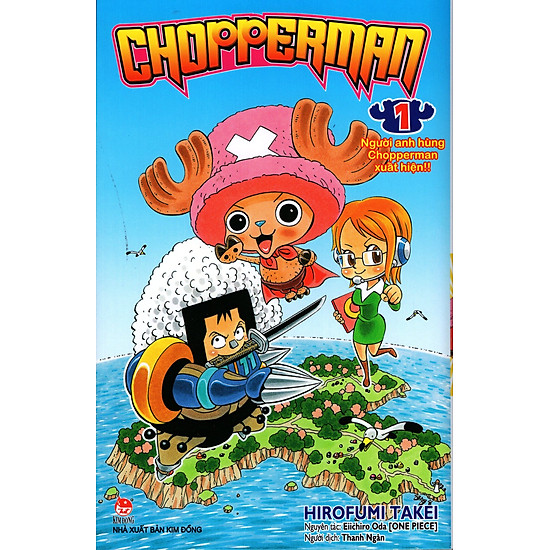 Chopperman – Tập 1