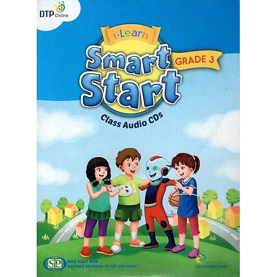 i-Learn Smart Start Grade 3 Class Audio CD (3) (Phiên Bản Dành Cho Các Tỉnh)