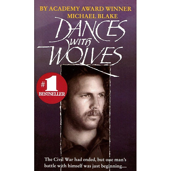 [Download sách] Dances With Wolves (Mass Market Paperback)