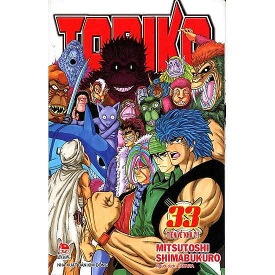 Toriko – Tập 33