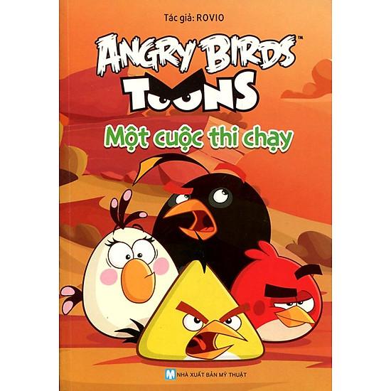 [Download Sách] Angry Birds Toons - Một Cuộc Thi Chạy