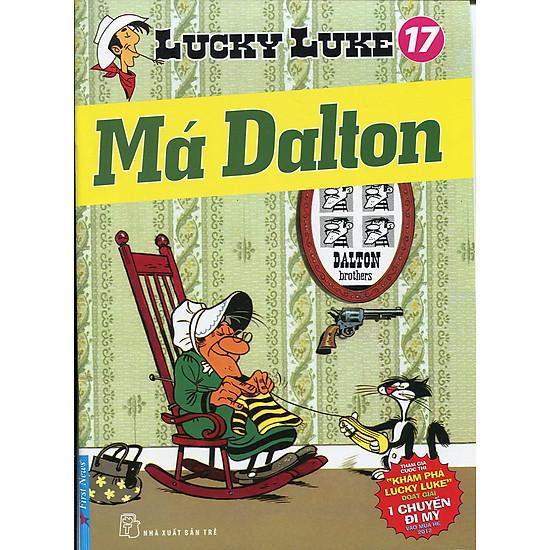 Lucky Luke (Tập 17): Má Dalton