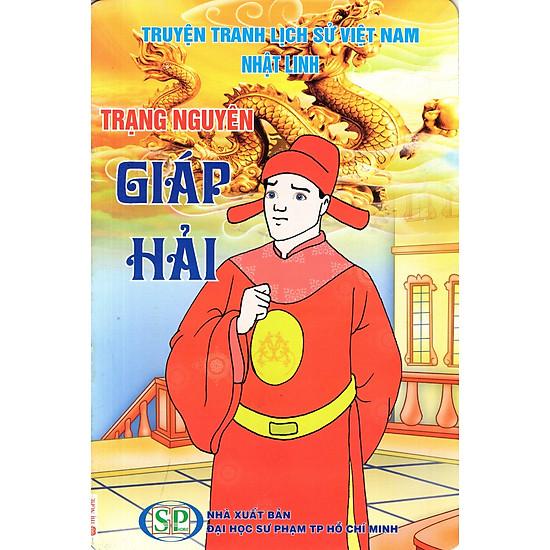 Truyện Tranh Lịch Sử Việt Nam – Trạng Nguyên Giáp Hải