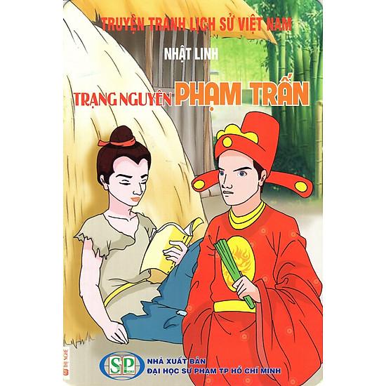 Truyện Tranh Lịch Sử Việt Nam - Trạng Nguyên Phạm Trấn