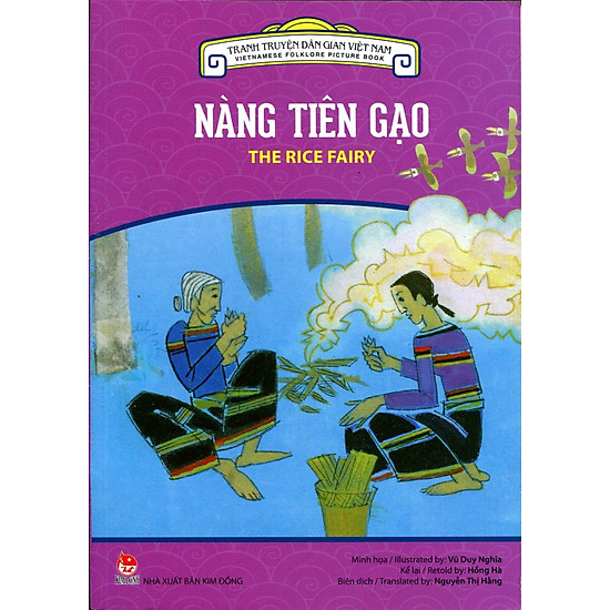 [Download sách] Nàng Tiên Gạo - The Rice Fairy
