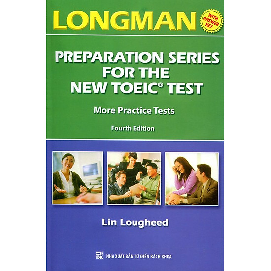 Longman Preparation Series For The New Toeic Test (Kèm 1 CD)