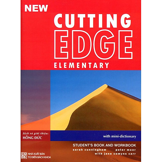 [Download Sách] New Cutting Edge Elementary