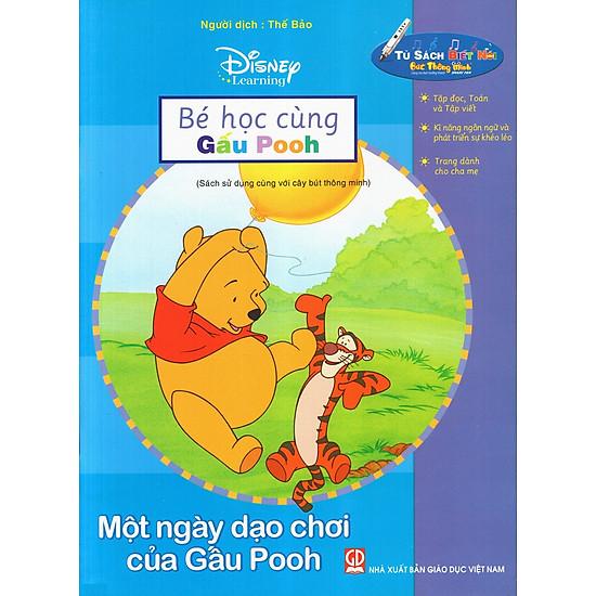 Bé Học Cùng Gấu Pooh: Một Ngày Dạo Chơi Của Gấu Pooh