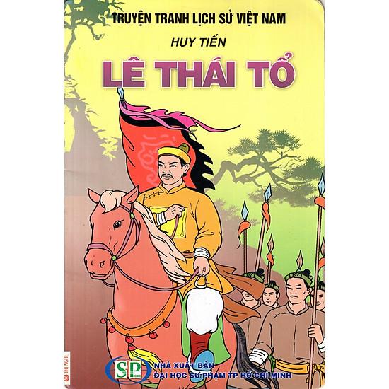Truyện Tranh Lịch Sử Việt Nam – Lê Thái Tổ