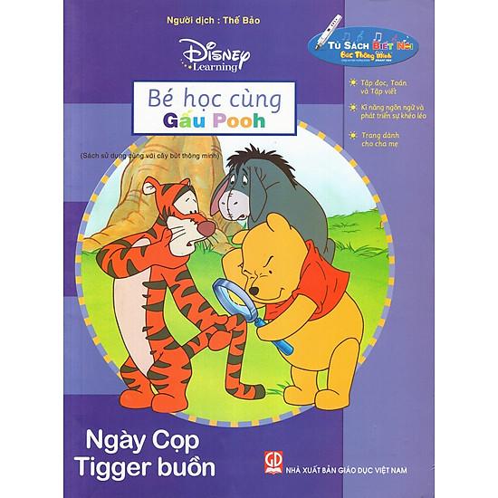Bé Học Cùng Gấu Pooh: Ngày Cọp Tigger Buồn