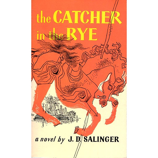 [Download Sách] The Catcher In The Rye (Mass Market Paperback)