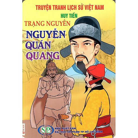 Truyện Tranh Lịch Sử Việt Nam – Trạng Nguyên Nguyễn Quán Quang