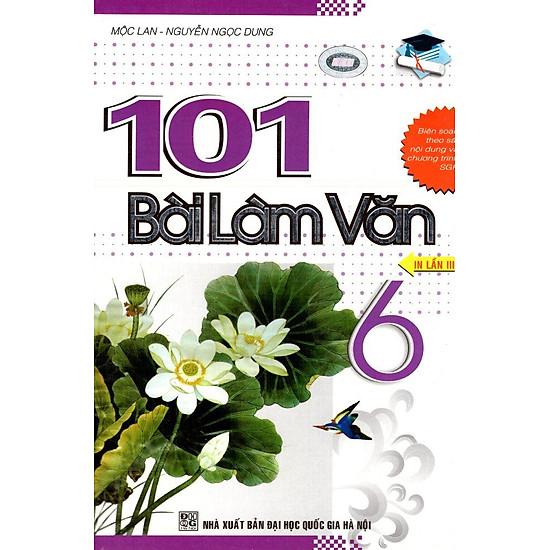 [Download sách] 101 Bài Làm Văn Lớp 6