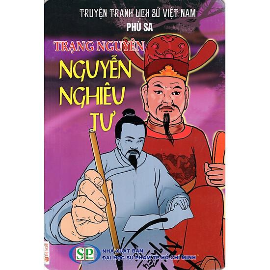Truyện Tranh Lịch Sử Việt Nam – Trạng Nguyên Nguyễn Nghiêu Tư