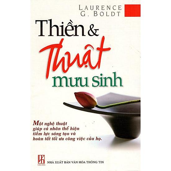 [Download sách] Thiền & Thuật Mưu Sinh