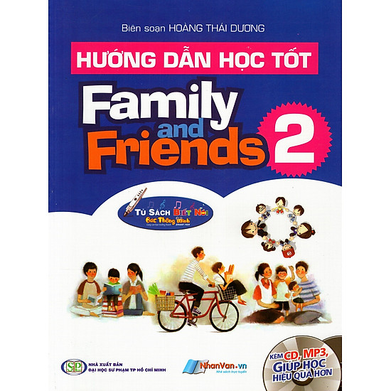 Hướng Dẫn Học Tốt: Family And Friend (Tập 2) (Kèm CD)