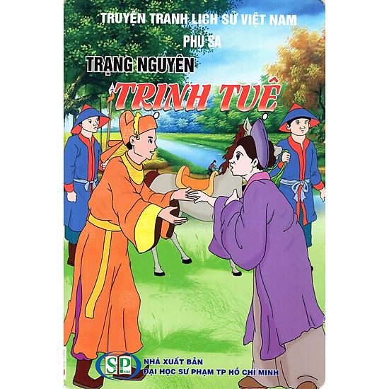 Truyện Tranh Lịch Sử Việt Nam – Trạng Nguyên Trịnh Tuệ