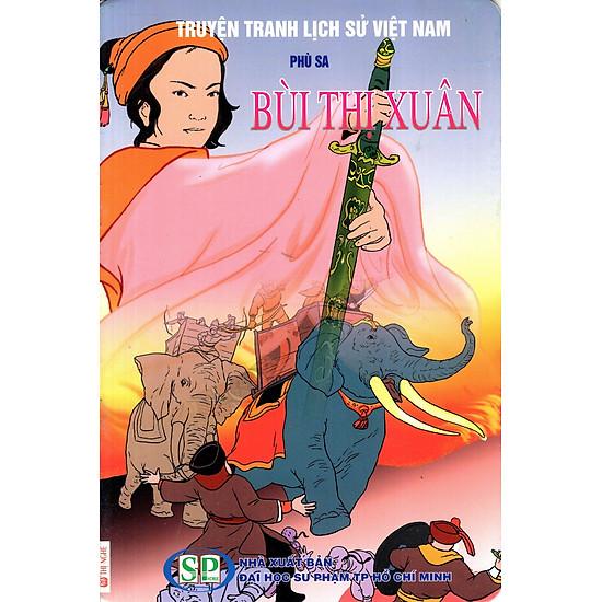 Truyện Tranh Lịch Sử Việt Nam – Bùi Thị Xuân