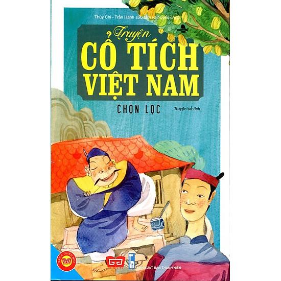 [Download Sách] Truyện Cổ Tích Việt Nam Chọn Lọc