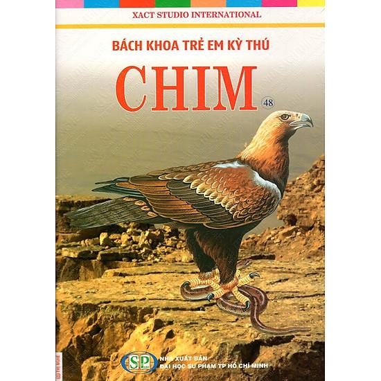Bách Khoa Trẻ Em Kỳ Thú – Chim (48)