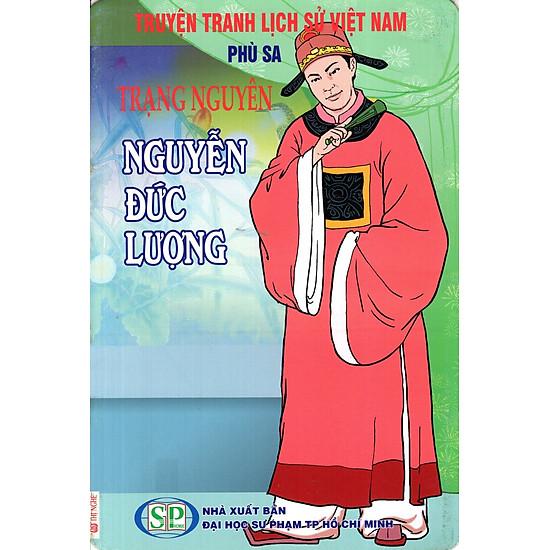 Truyện Tranh Lịch Sử Việt Nam – Trạng Nguyên Nguyễn Đức Lượng