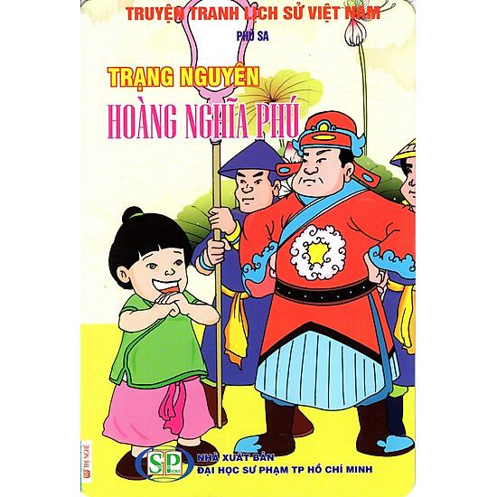 Truyện Tranh Lịch Sử Việt Nam – Trạng Nguyên Hoàng Nghĩa Phú
