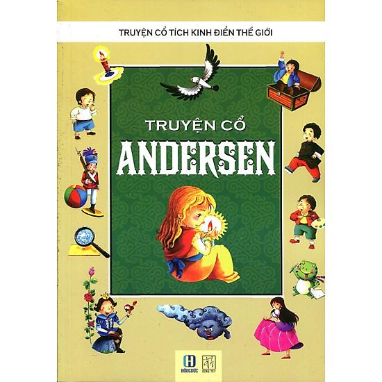 Truyện Cổ Andersen (Tranh Màu)