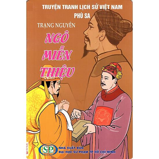 Truyện Tranh Lịch Sử Việt Nam – Trạng Nguyên Ngô Miễu Thiệu